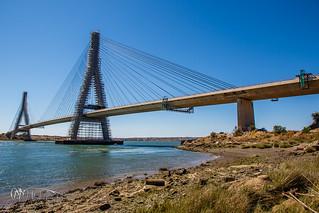 Puente Internacional Guadiana. 22-07-18.