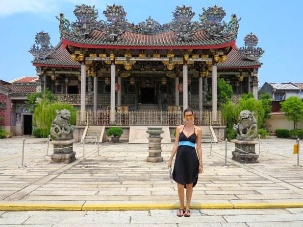 Templos en Georgetown