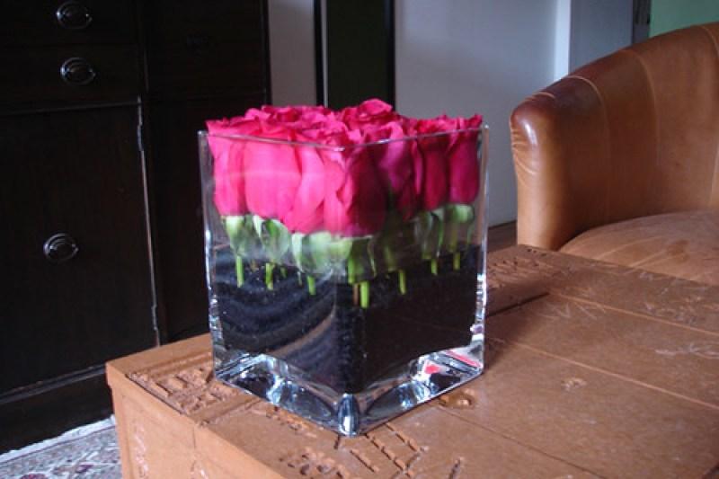 world's cheapest flower arrangement