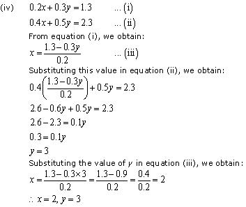 NCERT Solutions for Class 10 Maths Chapter 3 Pair of Linear Equations in Two Variables 46