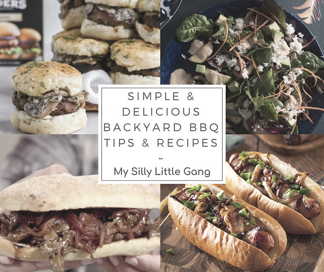 Simple & Delicious Backyard BBQ Tips & Recipes