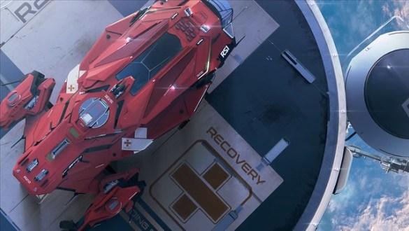 Star Citizen - Apollo Triage Medical Ship