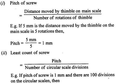 A New Approach to ICSE Physics Part 1 Class 9 Solutions Measurements and Experimentation 37