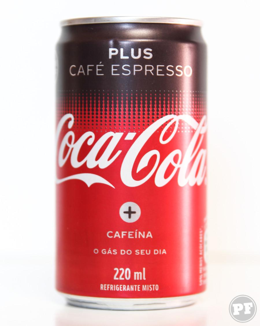 PraComer: Coca-Cola Plus Café Espresso por PratoFundo.com