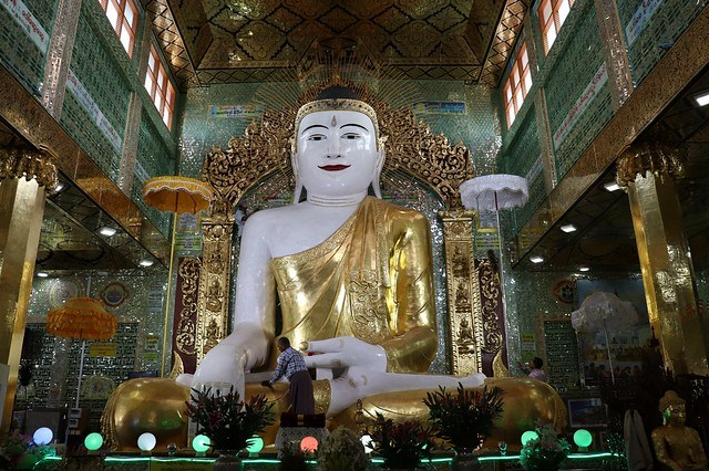 Sagaing antiguas capitales de Myanmar