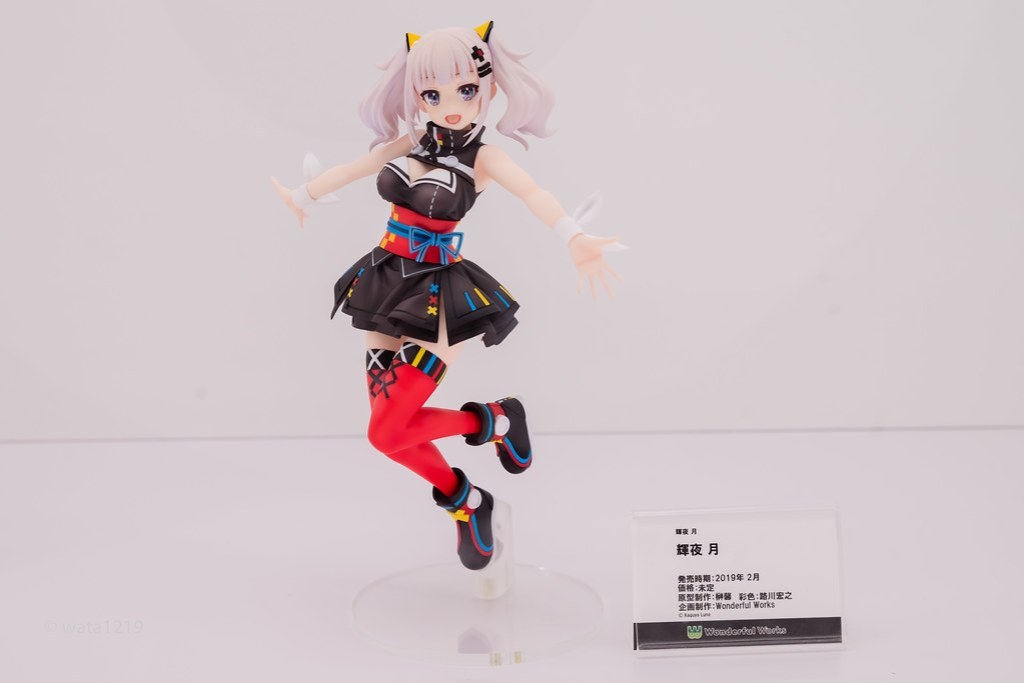 [WF2018S] Wonderfull Works Kaguya Luna Life-size (05)