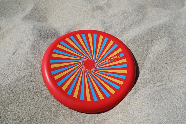 zachte frisbee
