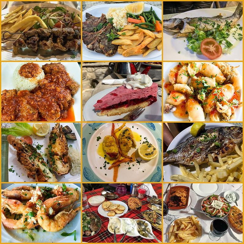Restaurants Zypern