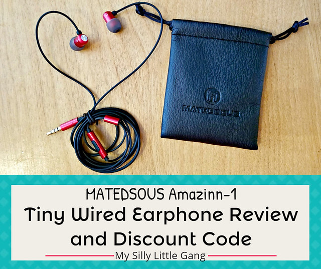 Amazinn-1 Tiny Wired Earphone Review and Discount Code