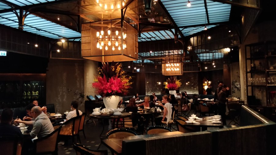 mott 32 hong kong restaurant