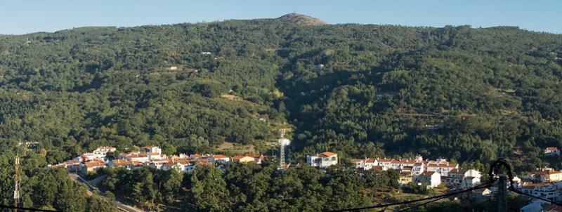 Panorama zum Picota