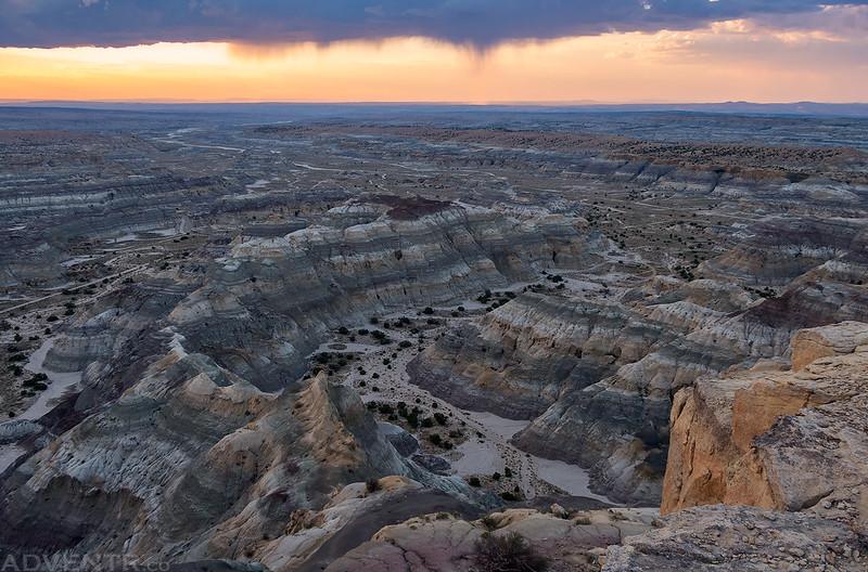 Kutz Canyon View