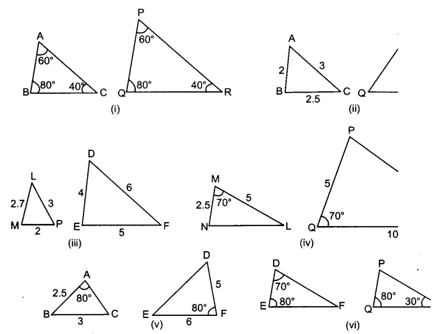 UP Board Solutions for Class 10 Maths Chapter 6 page 153 1