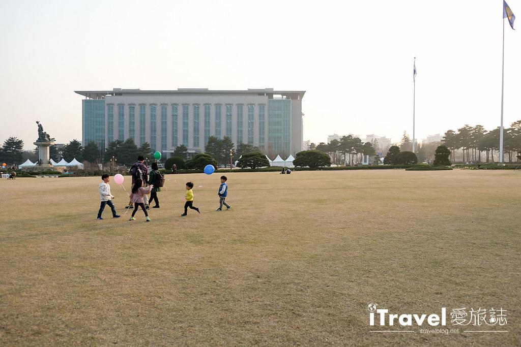 首爾賞櫻景點 汝矣島 (5)