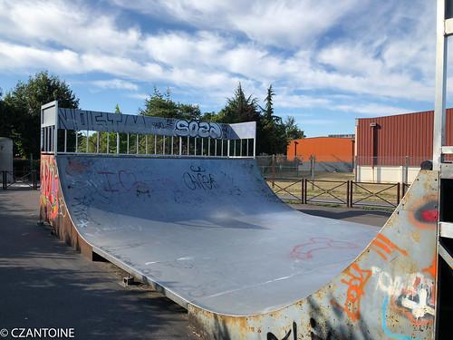 Skatepark Taverny 95
