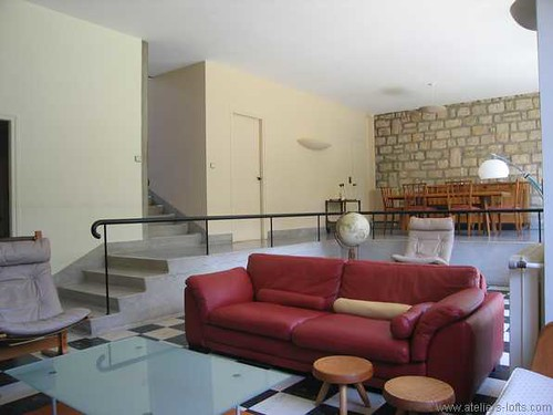 Paul Nelson house, interior