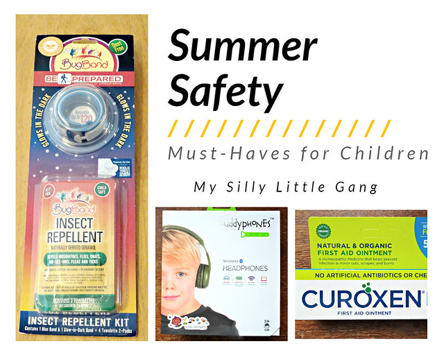 Summer Safety Must-Haves for Children