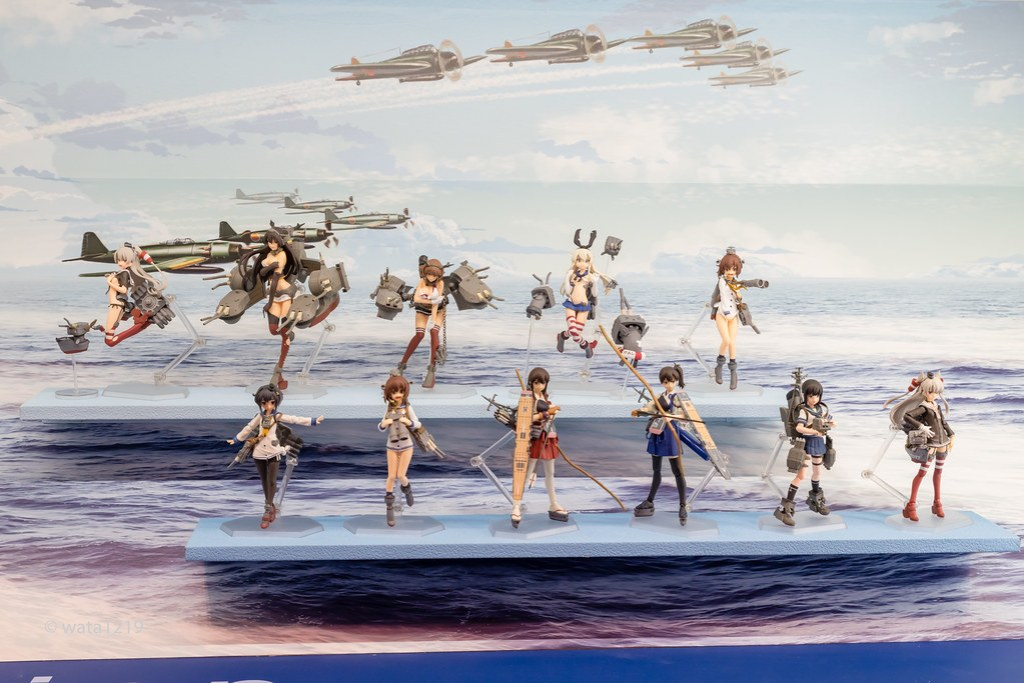 [WF2018S] KanColle 5th Anniversary (06)