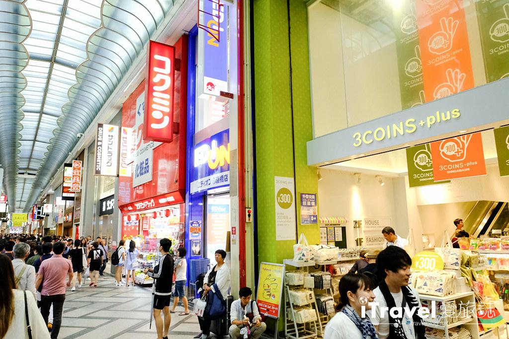 大阪購物商場 心齋橋 (32)