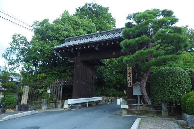 京都景點|雲龍院|發現蘊含禪意的頓悟之窗、迷惘之窗/放空執念,從和室紙窗看四季之美