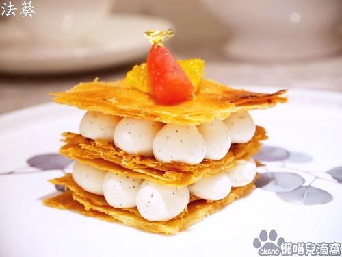 法葵法式甜點