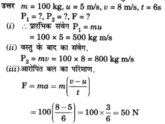 NCERT Solutions for Class 9 Science Chapter 9 (Hindi Medium) 12