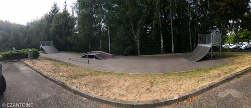 Skatepark Trois Épis 68