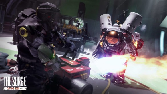 The Surge - Cutting Edge Pack Flamethrower