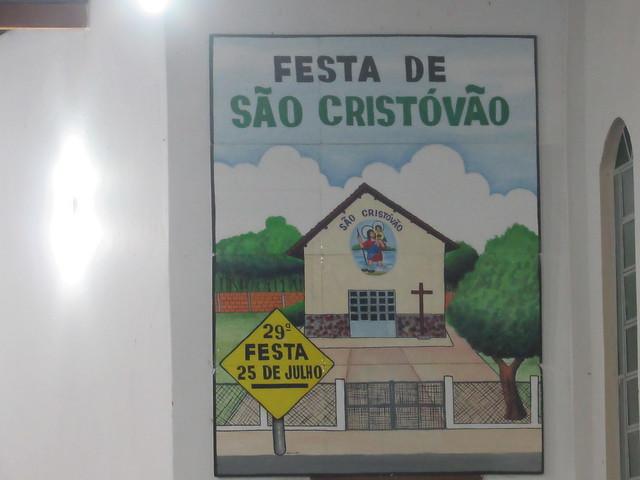 Festejos de São Cristóvão 2018