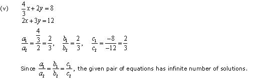 NCERT Solutions for Class 10 Maths Chapter 3 Pair of Linear Equations in Two Variables 24