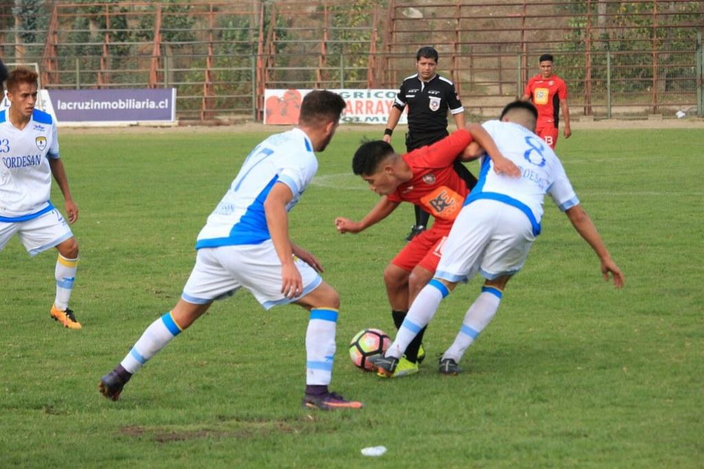 Deportes Limache 1-0 Municipal Santiago
