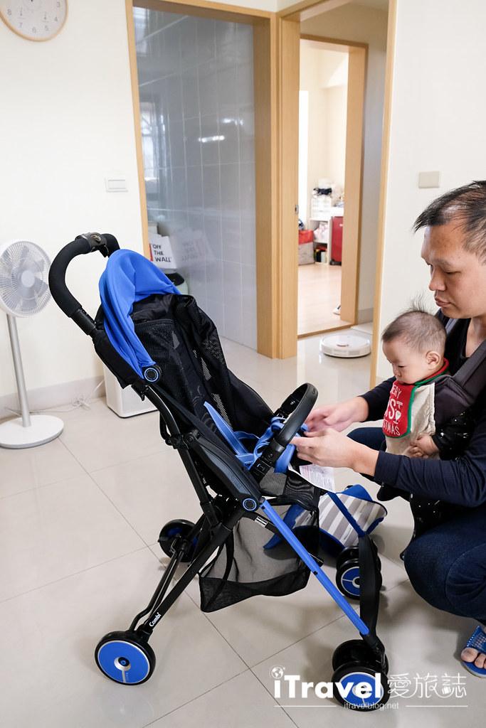 轻量型婴儿车推荐 Combi F2 Plus (17)