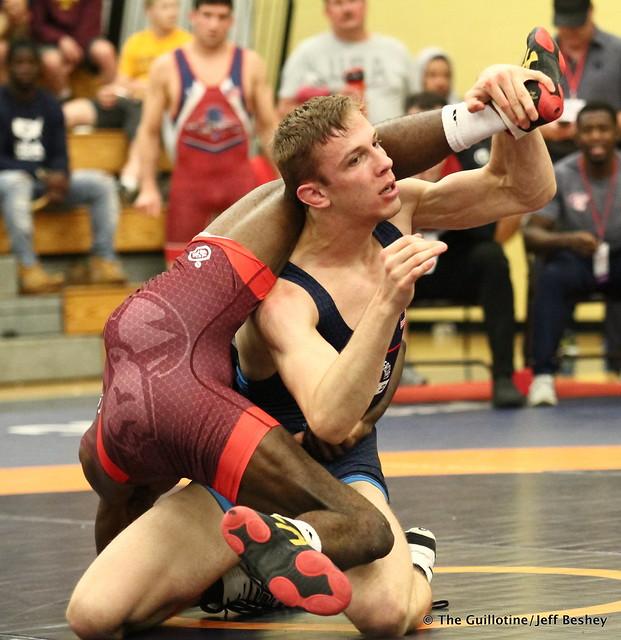 74  Evan Wick (Titan Mercury Wrestling Club) VPO1 Quinton Godley (Titan Mercury Wrestling Club), 5-1. 180519CJF0115