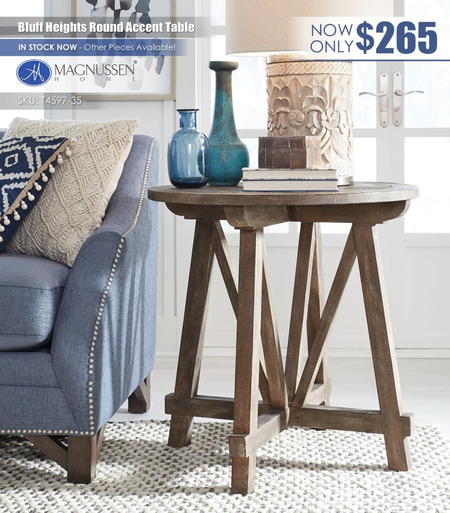 Bluff Heights Round Accent Table_T4597_35