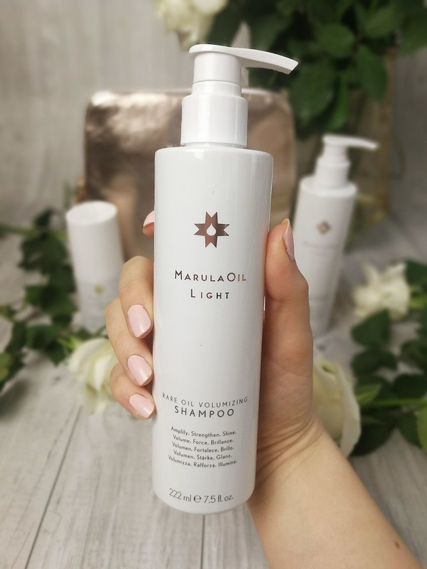 Marula Oil Light Shampoo Review