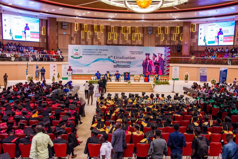 UTB , 6th Graduation Ceremony