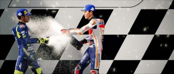 MotoGP 18 - Victory Pose