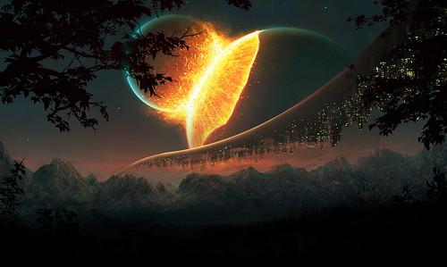 Sciene Fiction wallpaper 4k