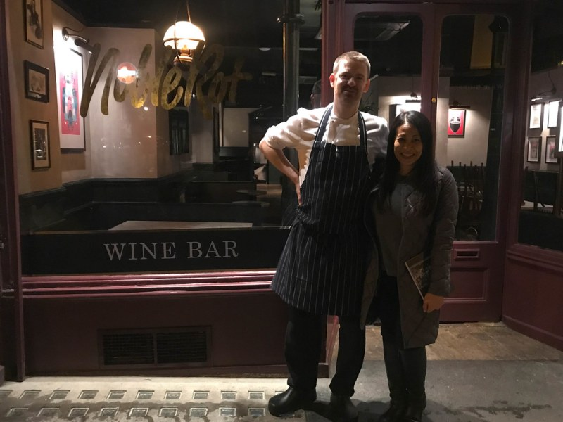Noble Rot Restaurant & Wine Bar