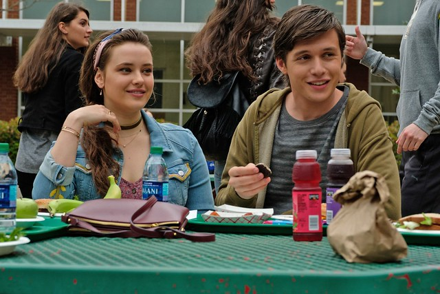 Love Simon Cast Still