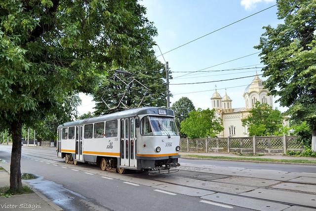 Tatra T4R - 3356 - 44 - 17.05.2018