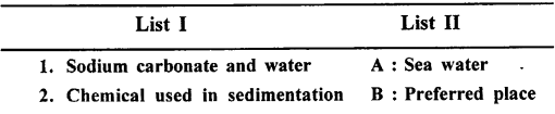 Selina Concise Chemistry Class 6 ICSE Solutions - Water 26