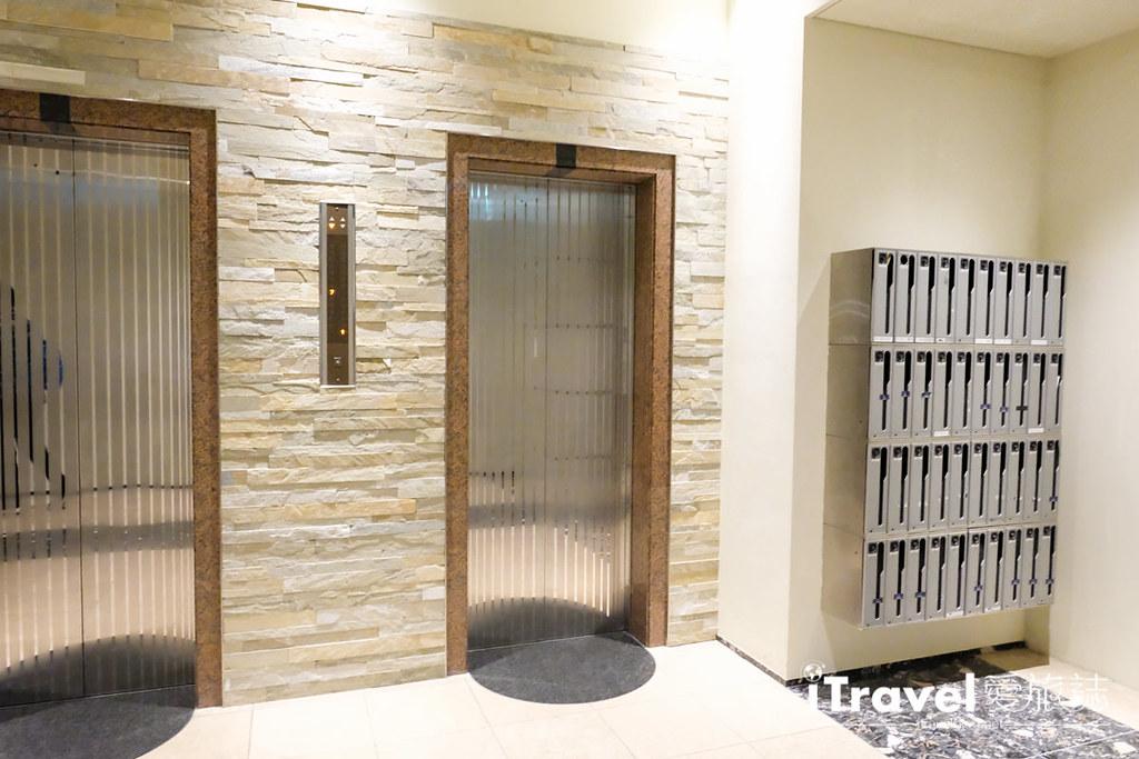 福岡飯店推薦 The Residential Suites Fukuoka (9)