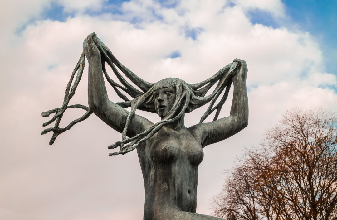Parco di Vigeland, Oslo, Norvegia