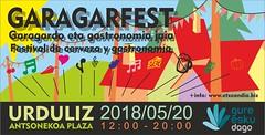 GARAGARFEST kartela 2018