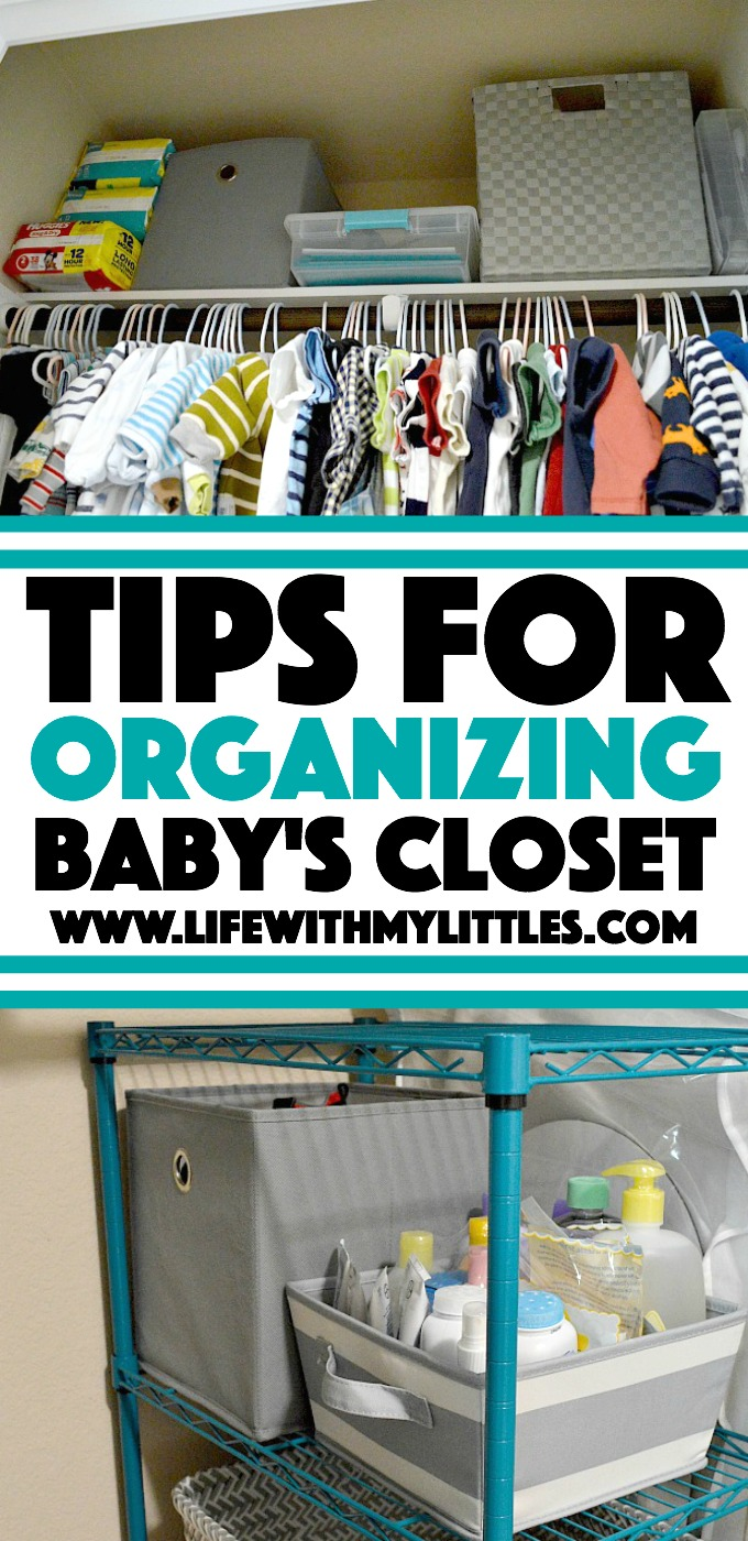 Etonnant These Tips For Organizing Babyu0027s Closet Are So Helpful! Number Three Is So  Important!