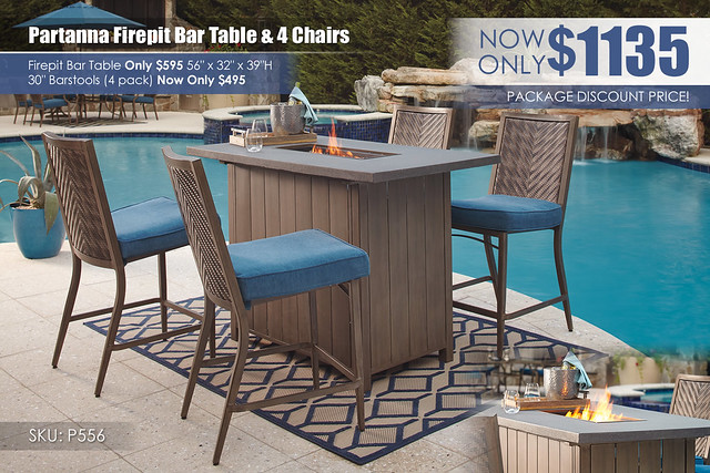 Partanna Outdoor Firepit Bar Table & Chairs_P556-665-130(4)