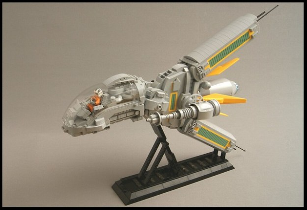 Y-18R Ragnarok Starfighter