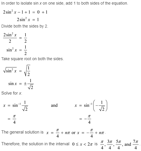 larson-algebra-2-solutions-chapter-14-trigonometric-graphs-identities-equations-exercise-14-4-19e