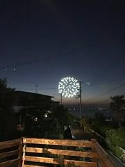 箱の浦の花火